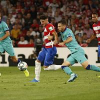 Carlos Neva, de 'desconocido' a ser la sorpresa del Granada CF de la actual temporada