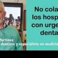 Dentistas en Granada con responsabilidad pese al riesgo infeccioso