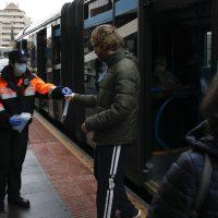 Granada alcanza la subida de contagios más alta en 15 días y llega a los 255 hospitalizados