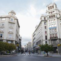 La hostelería de Granada trabaja en un distintivo 'Covid Free' para cuando se permita su apertura