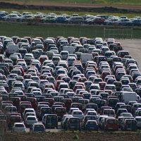 La venta de coches se desploma en Granada