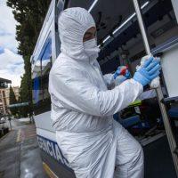 Otro día trágico deja 13 muertos en Granada y ya es la provincia andaluza con más fallecidos por coronavirus