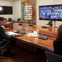 """Desescalada: Sánchez cree que muchas comunidades saldrán del estado de alarma """"en los próximos días"""""""