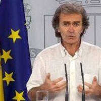 """Fernando Simón, sobre la exclusión de Granada de la fase 2: """"Lleva solo una semana en la primera"""""""