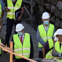 Las obras de reparación de la carretera provincial entre Maracena y Albolote entran en su última fase