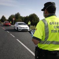 Más de 2.000 vehículos han intentado entrar en la provincia de Granada en el estado de alarma