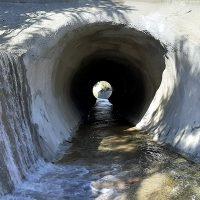 Acaban las obras para estabilizar la plataforma del Metro sobre el arroyo Juncaril
