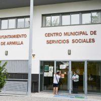 Armilla destina 373.000 euros a ayudas para familias en situación vulnerable