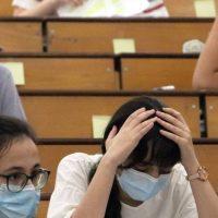 La selectividad de la Covid-19 finaliza sin incidencias tras más de 34.500 exámenes
