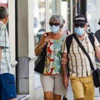 Dos ingresos más y 18 nuevos contagios en Granada