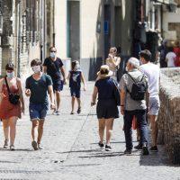 Granada registra el dato más elevado de contagios semanales por primera vez desde mayo