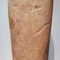 Recuperada una pieza calcolítica valorada en 150.000 euros