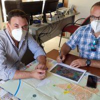 Vegas del Genil y Aguasvira inician «la segunda fase» de limpieza de imbornales