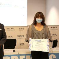 Diputación recibe el premio 'Supercuidadores' por su programa social Progresa