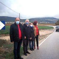 Diputación reformará la carretera entre La Fábrica y Huétor Tájar