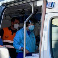 Granada baja por debajo de los 200 casos de Covid y se rebaja la presión hospitalaria