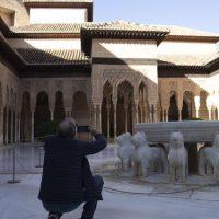 La Alhambra reabrirá sus puertas el martes con aforo limitado