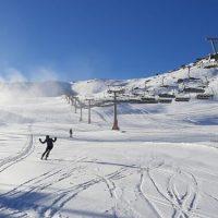 La Junta quiere abrir la temporada en Sierra Nevada «lo antes posible»