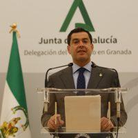 Moreno dice que la «voluntad» es abrir Sierra Nevada «lo antes posible»