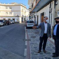 Diputación interviene en la mejora de calles y espacios públicos de Bérchules y Alpujarra de la Sierra