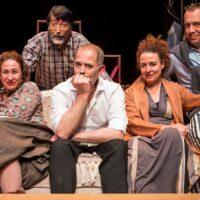 El Teatro Alhambra acoge la versión de Daniel Veronese de la obra 'El nombre'