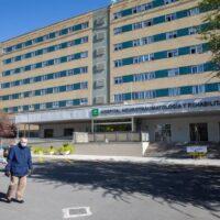 Granada registra una reducción importante de hospitalizados por covid
