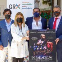 'In Paradisum' llega al Manuel de Falla a finales de mayo
