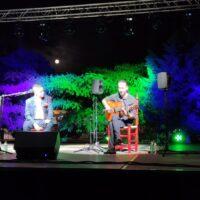 Más de 200 personas disfrutan del Festival de Flamenco Joven de Huétor Tájar