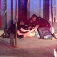 Detenido tras una reyerta en un piso del barrio granadino del Realejo