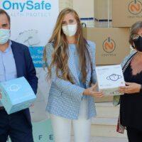 El Ayuntamiento de Granada reparte 10.000 mascarillas entre los centros escolares de la ciudad