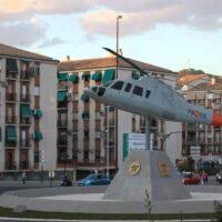 El helicóptero de Camino de Ronda 'no se mueve'