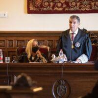 """El presidente del TSJA insta a políticos y jueces a """"ganar credibilidad"""""""