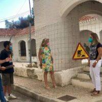 Gualchos- Castell de Ferro da inicio al estudio arqueológico de su lavadero
