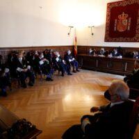 La Justicia comienza el año nuevo Judicial en Granada